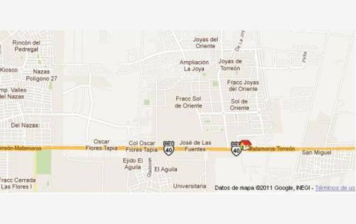 Foto de terreno comercial en venta en  , joyas del oriente, torreón, coahuila de zaragoza, 397832 No. 01