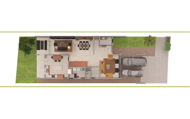 Foto de casa en venta en  , joyas del oriente, tuxtla gutiérrez, chiapas, 1133527 No. 05