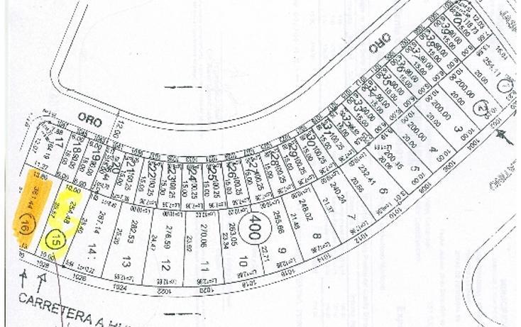 Foto de terreno comercial en venta en  , joyas del pedregal, apodaca, nuevo león, 1092905 No. 01