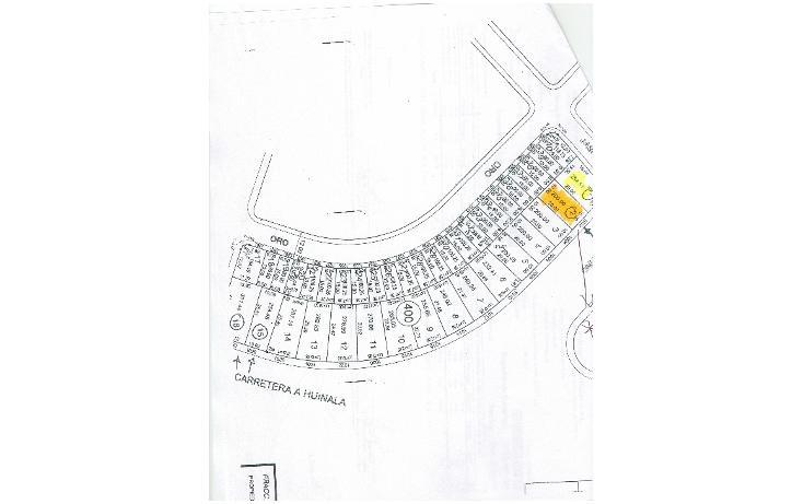 Foto de terreno comercial en venta en  , joyas del pedregal, apodaca, nuevo león, 1108117 No. 01