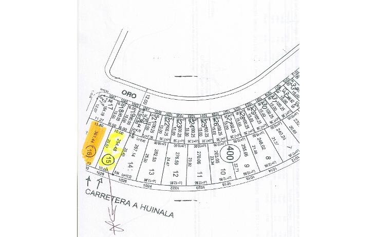 Foto de terreno comercial en venta en  , joyas del pedregal, apodaca, nuevo león, 1265681 No. 07