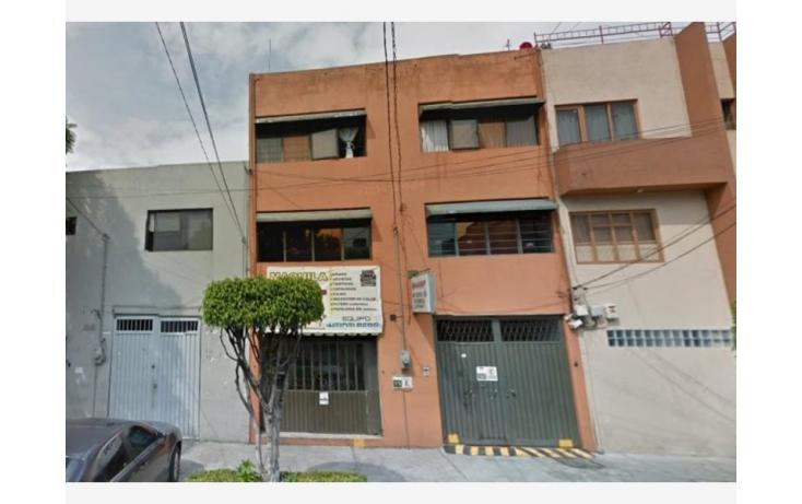 Foto de edificio en venta en juan a mateos 1, obrera, cuauhtémoc, df, 761365 no 01