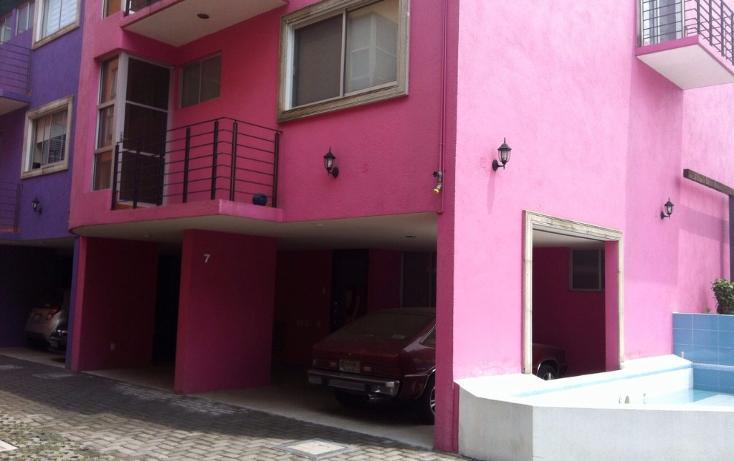 Foto de casa en renta en  , san diego churubusco, coyoacán, distrito federal, 1743565 No. 03