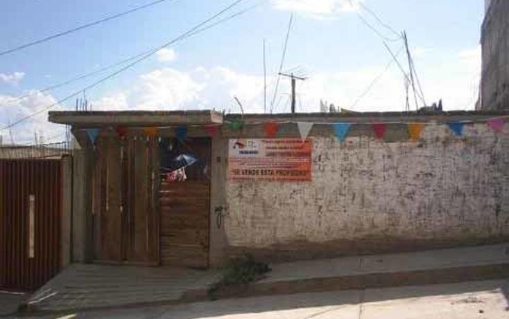 Foto de casa en venta en juan alvarez lt. 15, manzana 4 -b , nueva antorchista, ixtapaluca, méxico, 1589014 No. 01