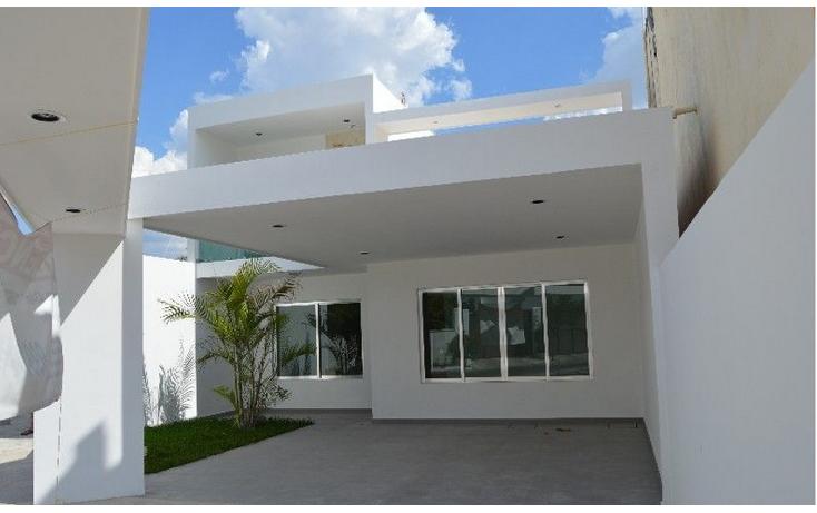 Foto de casa en venta en  , juan b sosa, mérida, yucatán, 1248127 No. 01