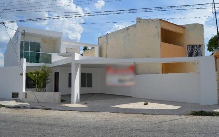 Foto de casa en venta en  , juan b sosa, mérida, yucatán, 1395053 No. 01