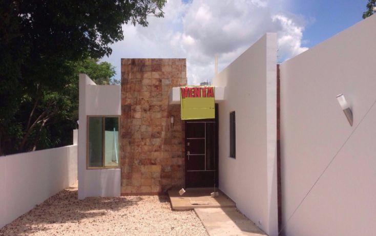 Foto de casa en venta en, juan b sosa, mérida, yucatán, 1674634 no 01