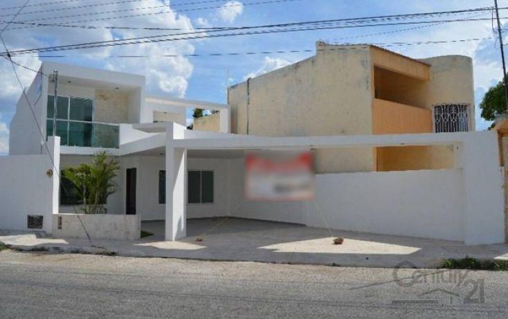 Foto de casa en venta en, juan b sosa, mérida, yucatán, 1719330 no 01