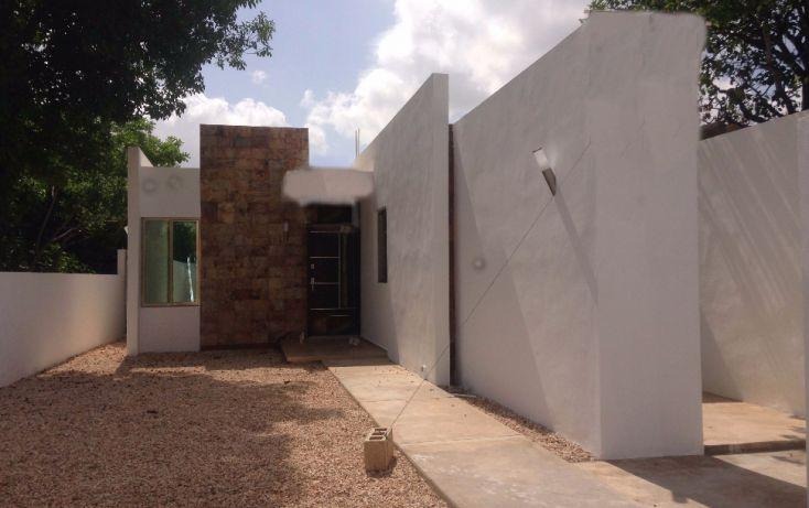 Foto de casa en venta en, juan b sosa, mérida, yucatán, 1833962 no 01