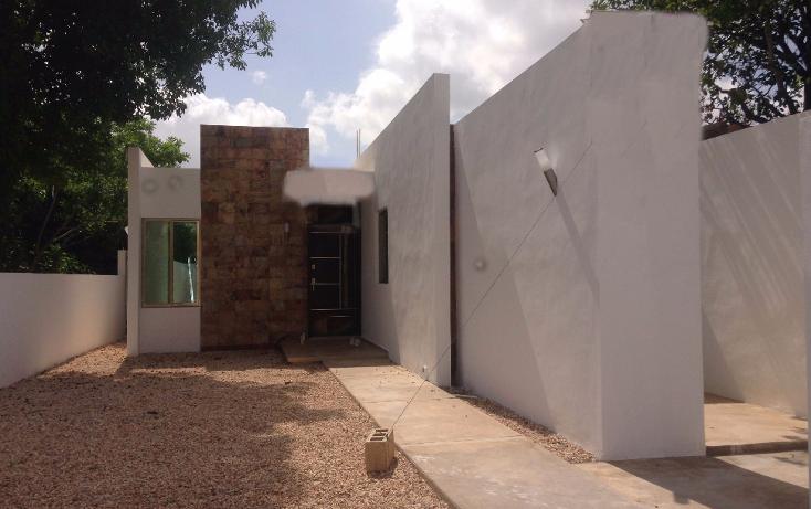 Foto de casa en venta en  , juan b sosa, m?rida, yucat?n, 1833962 No. 01