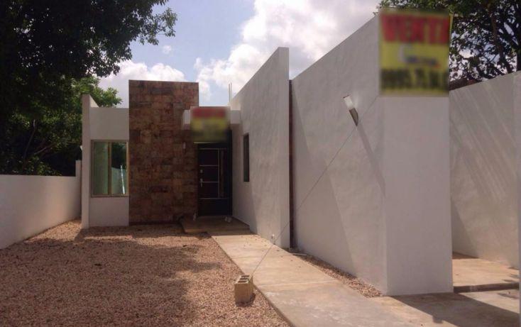 Foto de casa en venta en, juan b sosa, mérida, yucatán, 1850772 no 01