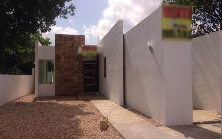 Foto de casa en venta en  , juan b sosa, mérida, yucatán, 1894342 No. 01