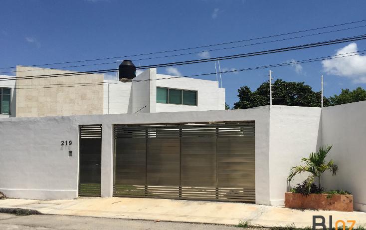 Foto de casa en venta en  , juan b sosa, m?rida, yucat?n, 2044858 No. 01