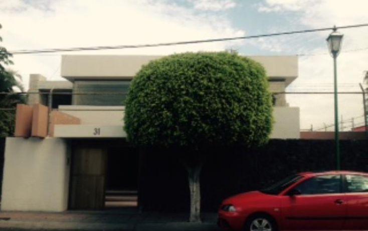 Foto de casa en renta en juan caballero y osio 20, el cortijo, querétaro, querétaro, 1788240 no 01