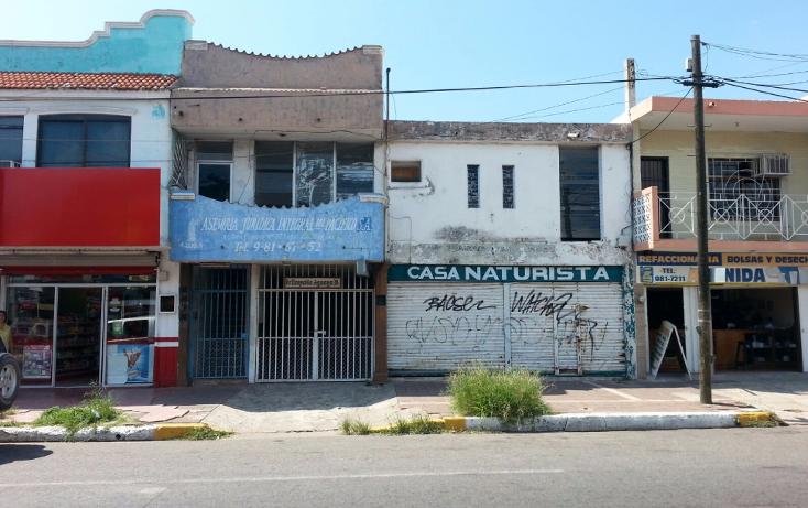 Foto de edificio en venta en  , juan carrasco, mazatlán, sinaloa, 1389833 No. 01