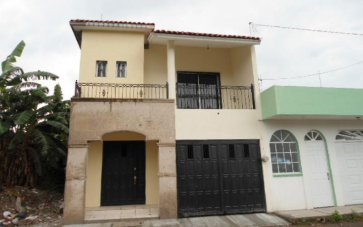 Foto de casa en venta en juan de la barrera 27, xalisco centro, xalisco, nayarit, 399051 no 01