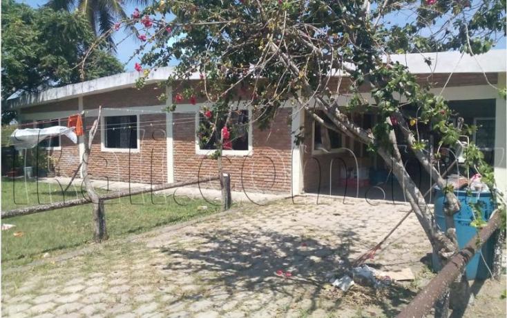 Foto de casa en renta en juan de la barrera, el paraíso, tuxpan, veracruz, 802301 no 01