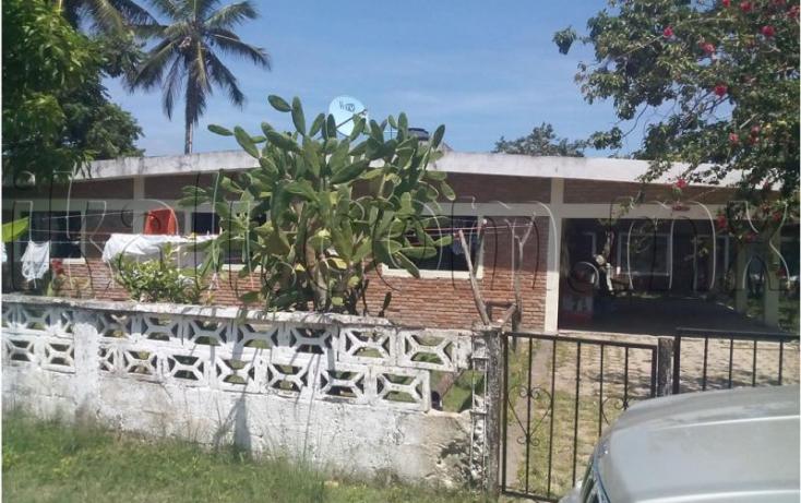 Foto de casa en renta en juan de la barrera, el paraíso, tuxpan, veracruz, 802301 no 02