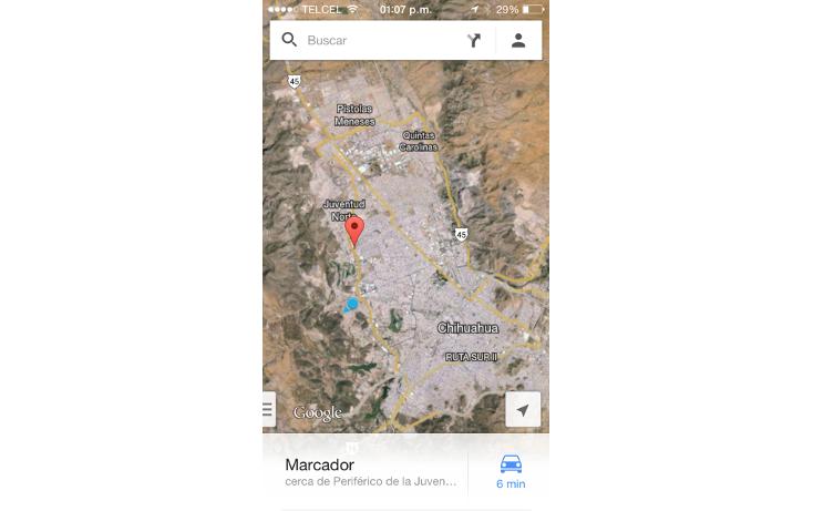 Foto de terreno comercial en renta en  , juan escutia, chihuahua, chihuahua, 1693592 No. 07