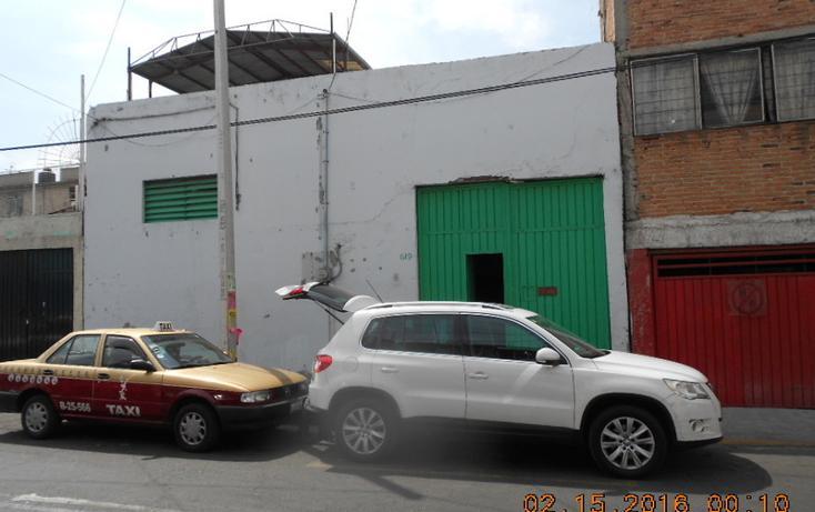 Foto de bodega en renta en  , juan escutia, iztapalapa, distrito federal, 1655181 No. 01