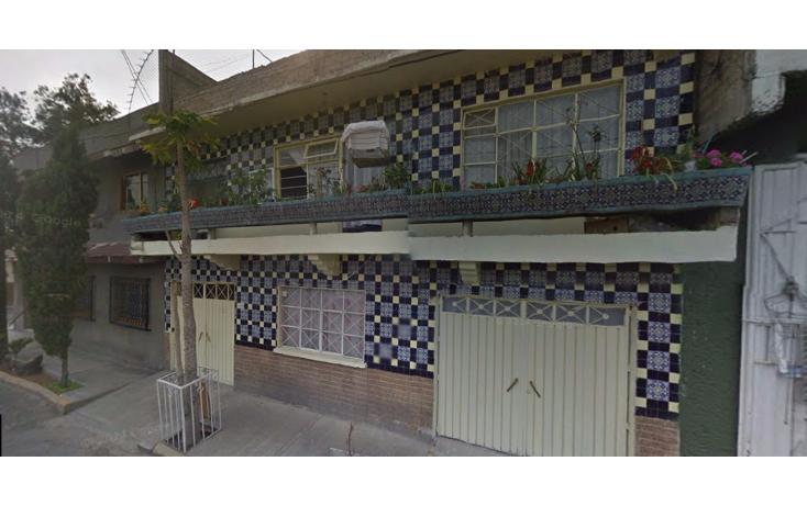 Foto de casa en venta en  , juan gonz?lez romero, gustavo a. madero, distrito federal, 1137807 No. 01