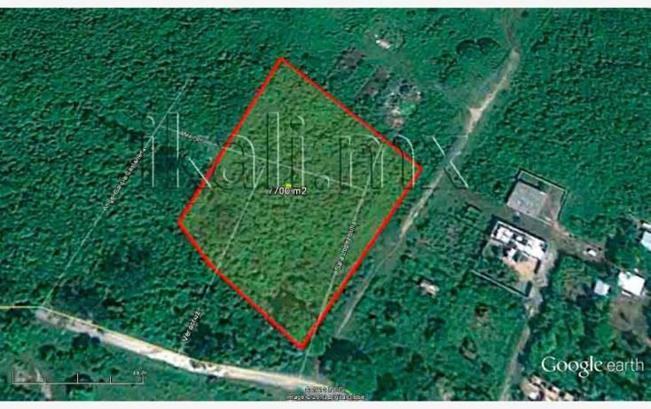 Foto de terreno habitacional en venta en s/n , juan lucas, tuxpan, veracruz de ignacio de la llave, 2670428 No. 08