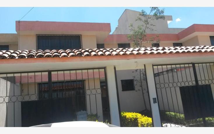 Foto de casa en renta en juan pablo ii 1418, el huesito, huejotzingo, puebla, 1403379 No. 01