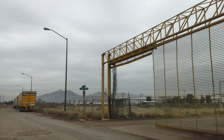 Foto de terreno industrial en venta en, juan pablo ii, meoqui, chihuahua, 1716227 no 01