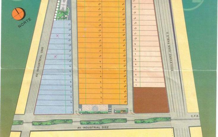 Foto de terreno industrial en venta en, juan pablo ii, meoqui, chihuahua, 1716227 no 02