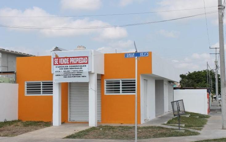 Foto de local en venta en  , juan pablo ii, mérida, yucatán, 1088175 No. 01