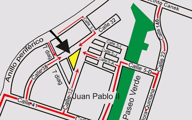 Foto de casa en venta en  , juan pablo ii, mérida, yucatán, 1118173 No. 36