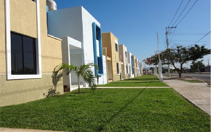 Foto de casa en venta en  , juan pablo ii, mérida, yucatán, 1146901 No. 01