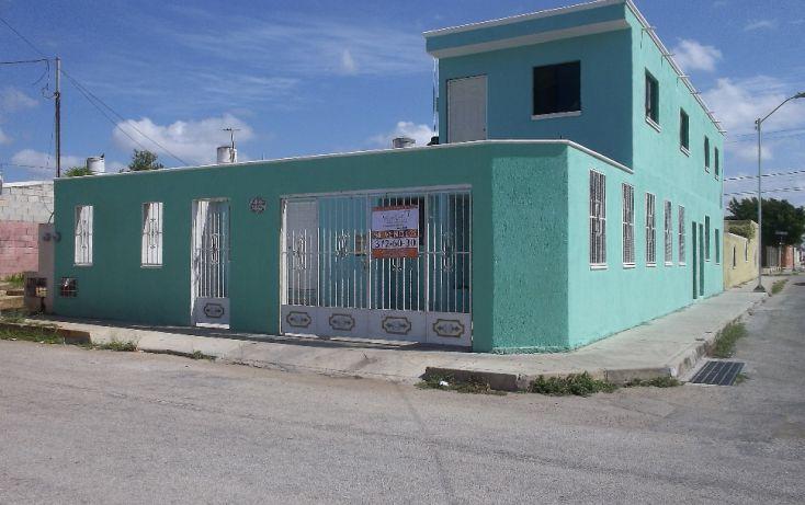 Foto de casa en venta en, juan pablo ii, mérida, yucatán, 1295201 no 01