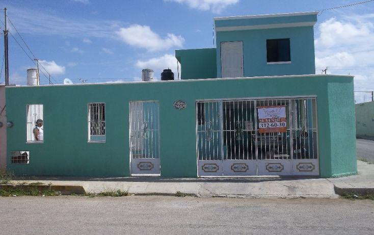Foto de casa en venta en, juan pablo ii, mérida, yucatán, 1295201 no 02