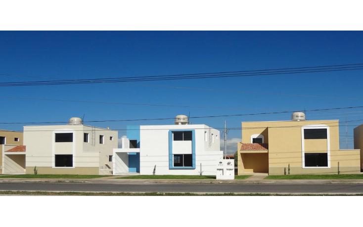Foto de casa en venta en  , juan pablo ii, mérida, yucatán, 1550940 No. 01