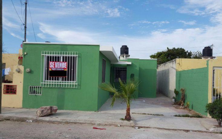 Foto de casa en venta en, juan pablo ii, mérida, yucatán, 1692630 no 01