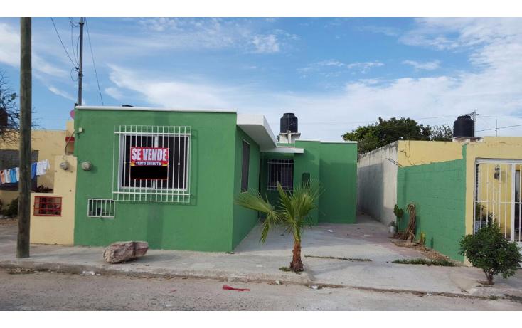Foto de casa en venta en  , juan pablo ii, mérida, yucatán, 1692630 No. 01