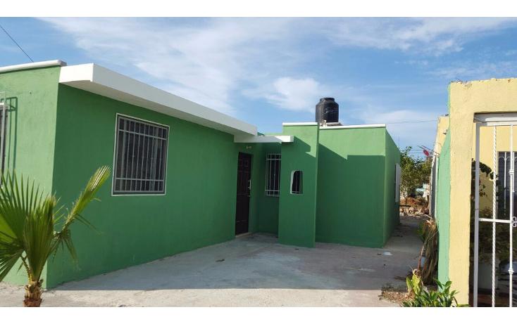 Foto de casa en venta en  , juan pablo ii, mérida, yucatán, 1692630 No. 02