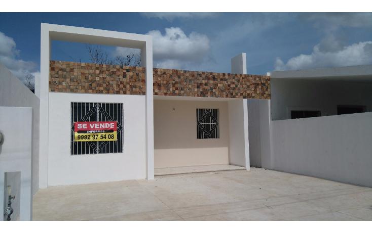 Foto de casa en venta en  , juan pablo ii, mérida, yucatán, 1749000 No. 01
