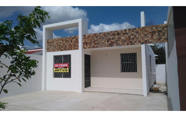 Foto de casa en venta en  , juan pablo ii, mérida, yucatán, 1749000 No. 02