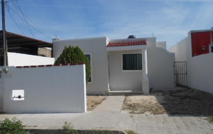 Foto de casa en venta en  , juan pablo ii, mérida, yucatán, 1777008 No. 01