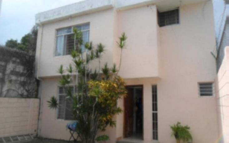 Foto de casa en venta en juan sab ines nonumber, la salle, tuxtla guti?rrez, chiapas, 1540820 No. 01