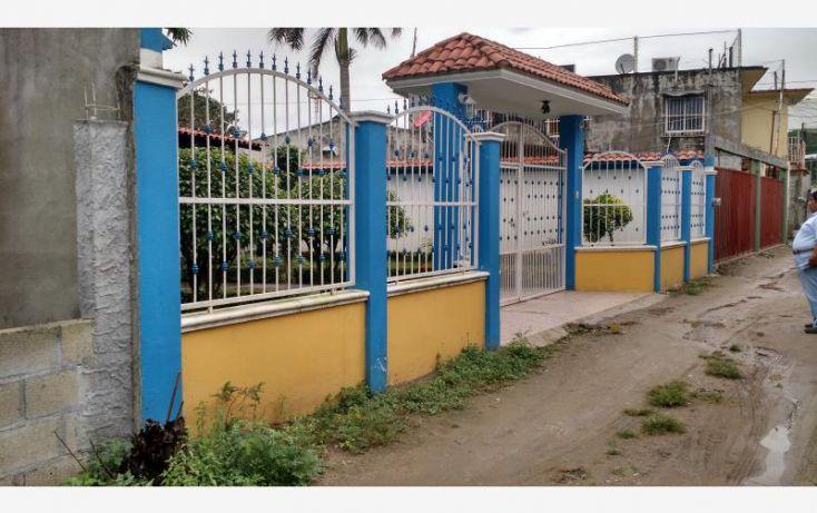 Foto de casa en venta en juan santo romero, el limoncito, paraíso, tabasco, 1735130 no 01