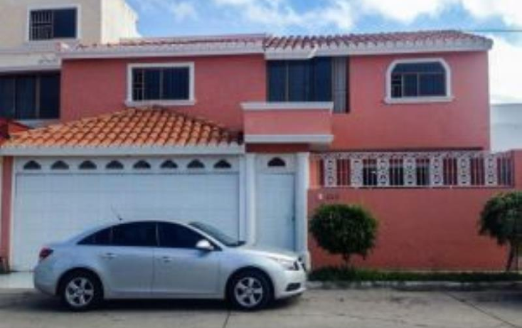 Foto de casa en venta en juan silveti 141, el toreo, mazatlán, sinaloa, 956983 No. 01