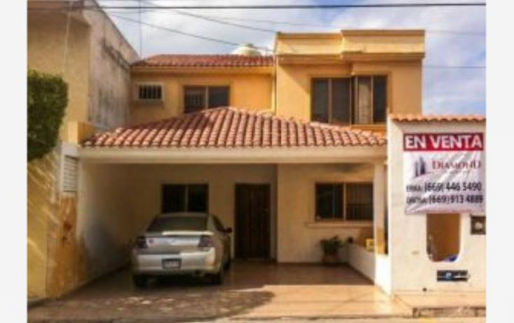 Foto de casa en venta en juan silvety 104, el toreo, mazatlán, sinaloa, 2004036 no 01