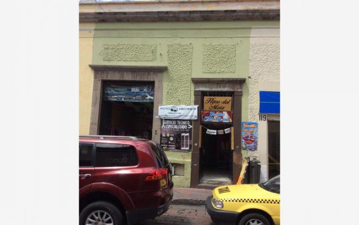 Foto de casa en venta en juarez 119, centro, san juan del río, querétaro, 1538946 no 01
