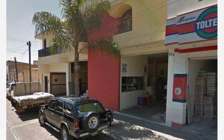 Foto de casa en venta en juarez 94, centro, puruándiro, michoacán de ocampo, 1954316 no 01