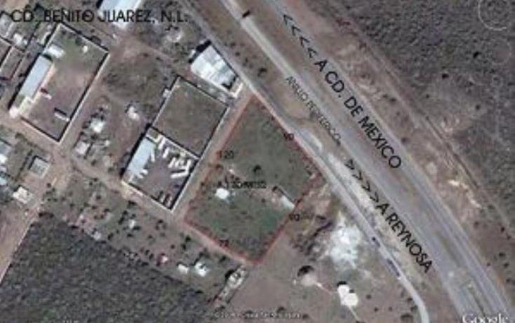 Foto de terreno industrial en venta en juarez, benito juárez centro, juárez, nuevo león, 1449559 no 01