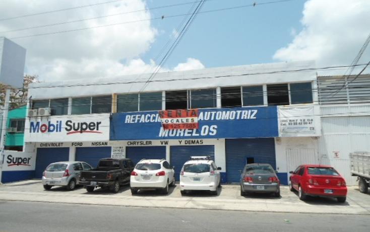 Foto de local en renta en  , juárez, benito juárez, quintana roo, 1291651 No. 01