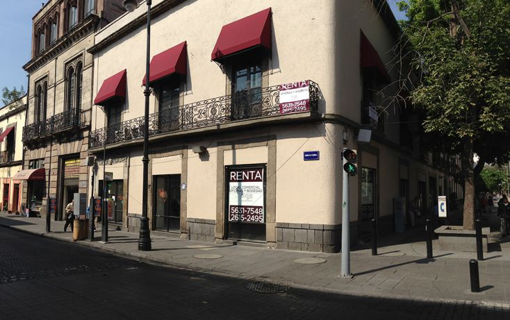 Foto de oficina en renta en, juárez, cuauhtémoc, df, 1660122 no 01